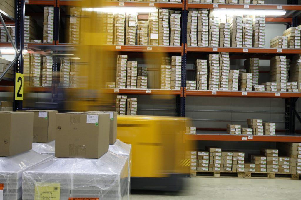 Storage Equipment Shelving